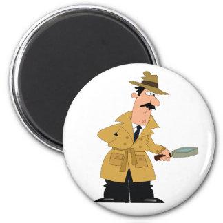 Ímã do inspector inspeção da casa