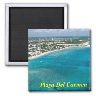 Ímã do Playa del Carmen Imã De Refrigerador
