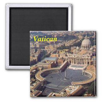 Ímã do vaticano ímã quadrado