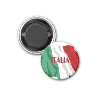"""Ímã italiano do refrigerador de """"Italia"""" da bandei Ima"""