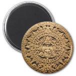 Ímã | Sunstone asteca Imã