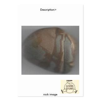 Imagem 202, Description>, imagem da rocha Cartão De Visita Grande
