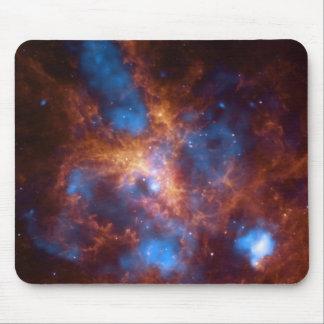 Imagem bonita do espaço mouse pad