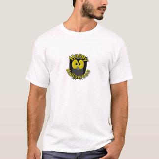 Imagem da coruja t-shirt