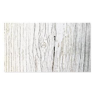 Imagem da madeira pintada velha cartão de visita