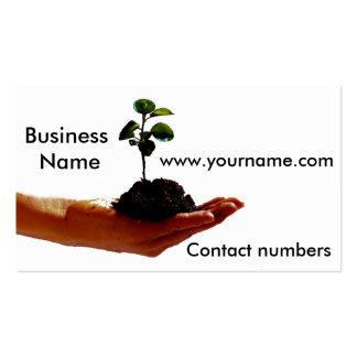 Imagem da planta para o cartão de visita