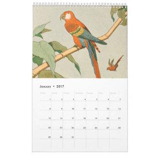 Imagem do animal da fazenda e da selva das calendário