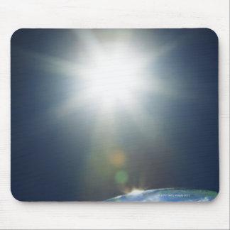 imagem do espaço mousepad