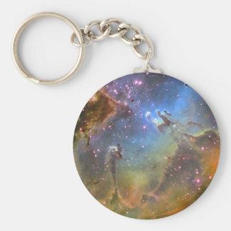 Imagem do Largo-Campo da nebulosa de Eagle Chaveiros