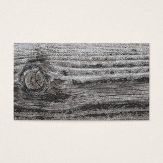 Imagem do Woodgrain Cartão De Visitas