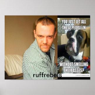 imagem gary engraçado do poster