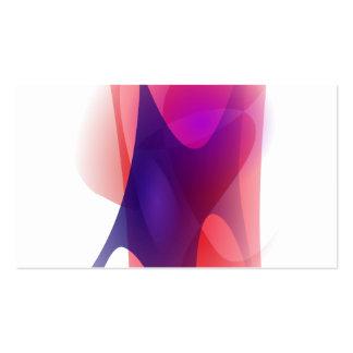 Imagem nova do abstrato da sequóia vermelha modelo cartão de visita