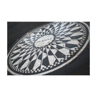 Imagine o impressão das canvas do mosaico