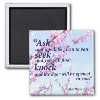 Íman 7:7 de Matthew