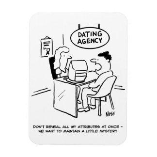 Íman Agência de namorando - não revele todos meus