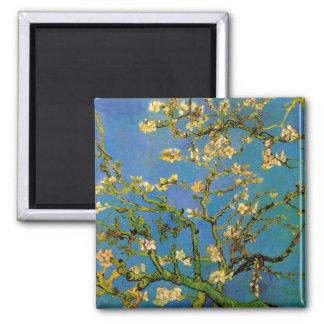 Íman Árvore de amêndoa de florescência por Van Gogh,
