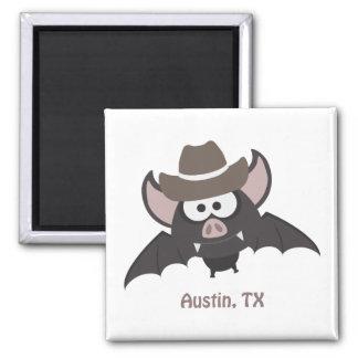 Íman Austin, Texas - bastão do vaqueiro