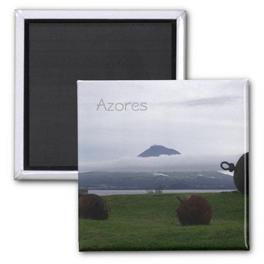 Íman Azores, Faial Island