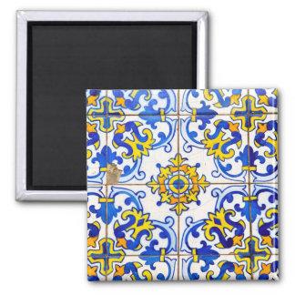 Íman Azulejo de Azulejos do português