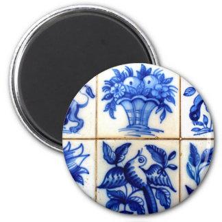 Íman Azulejos