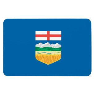 Íman Bandeira de Alberta