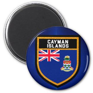Íman Bandeira de Cayman Islands