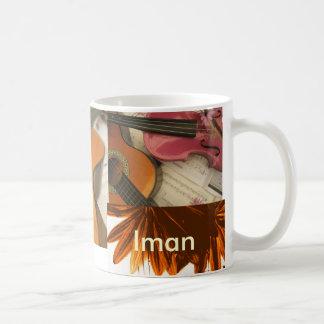 Iman Caneca De Café