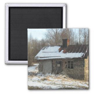 Íman Casa de campo do inverno