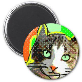 Íman Cat cute
