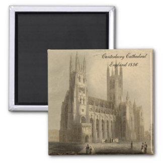 Íman Catedrais de séries de Inglaterra: Canterbury 1836