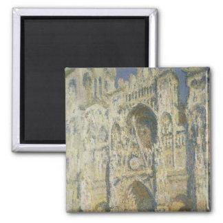 Íman Catedral de Claude Monet | Rouen na luz solar