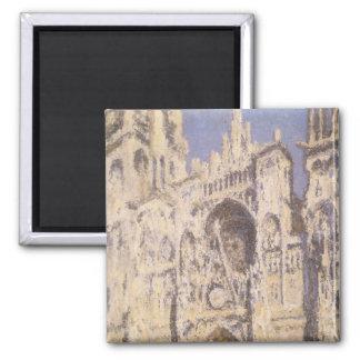 Íman Catedral de Rouen, ouro azul da harmonia por