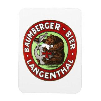 Íman Cervejaria Baumberger Langenthal íman