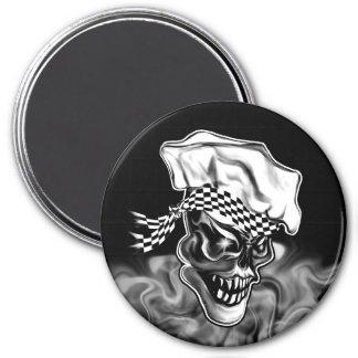 Íman Crânio de fumo 5 do cozinheiro chefe