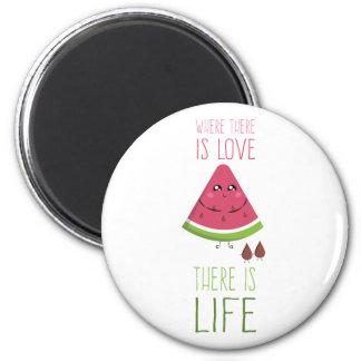 Íman Cute Watermelon