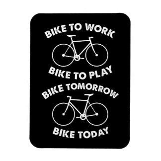 Íman Da bicicleta ciclismo legal para sempre -