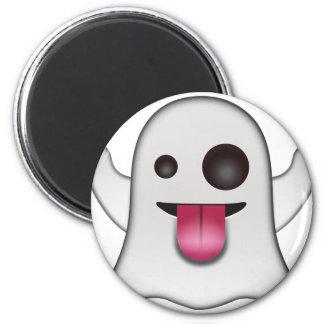 Íman Divertimento legal de Emoji do fantasma assustador