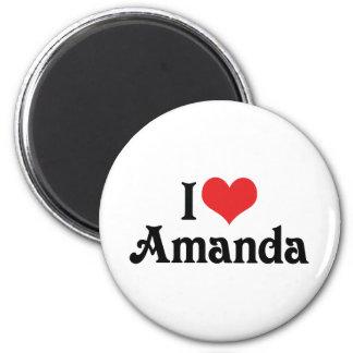 Íman Eu amo Amanda