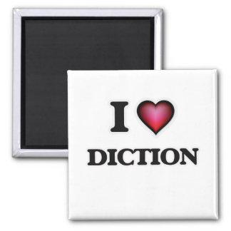 Íman Eu amo o Diction