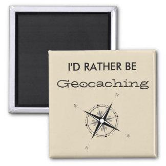 Íman Eu preferencialmente seria Geocaching