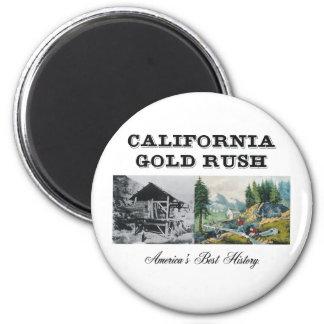 Íman Febre do ouro de ABH Califórnia