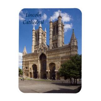 Íman Foto da lembrança da catedral de Lincoln