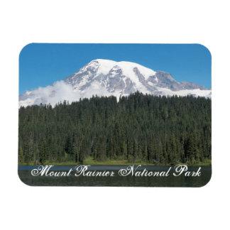 Íman Foto do viagem do parque nacional de Monte Rainier