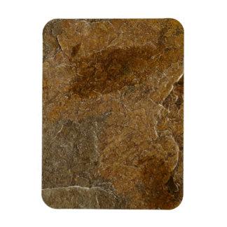 Íman Fundo de pedra da ardósia - vazio personalizado do