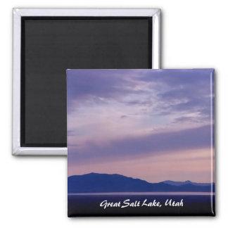 Íman Great Salt Lake, Utá