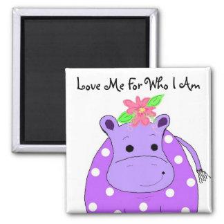 Íman Hipopótamo legal