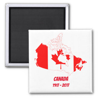 Íman Ímã comemorativo de Canadá 150