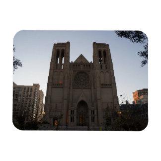 Íman Ímã da catedral da benevolência de San Francisco
