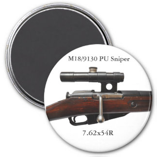 Íman Ímã do atirador furtivo ww2 de Mosin Nagant