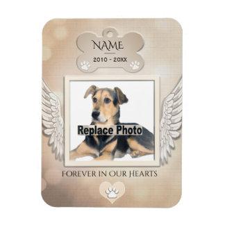 Íman Ímã do memorial do cão